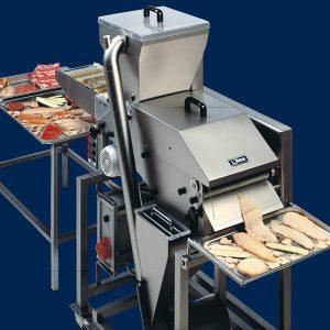 Chips, hasáb, panírozott termék gyártás
